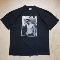 Vintage Johnny Knoxville S/S T-shirts jackass ジャッカス MTV