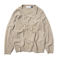 Bill Blass /  Cotton Knit Sweater