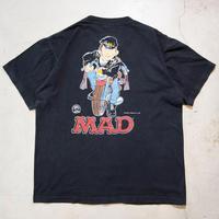 '94 MAD 乱暴者? S/S T-shirts マッドマガジン アルフレッドニューマン XL