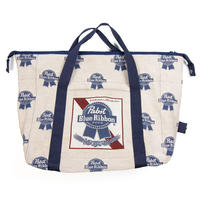 Vintage Pabst Blue Ribbon Travel  Bag