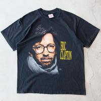 "'92 Eric Clapton ""U.S.Tour"" S/S T-shirts エリック・クラプトン XL"