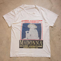 "'90 MADONNA ""BLOND AMBITION WORLD TOUR"" マドンナ VOGUE"