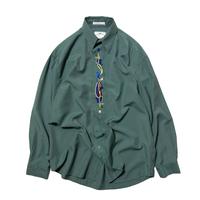 Index men / Paisley Patterned Rayon Shirts
