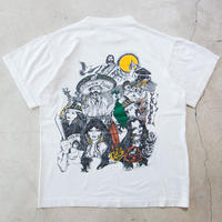 90's Chicano Brown Pride Tattoo S/S T-shirts チカーノ メキシコ タトゥー