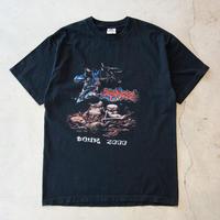 "Limp Bizkit ""The Anger Management Tour 2000"" S/S T-shirts リンプビズキット エミネム"