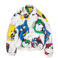 Old Mickey / Reversible Zip-up Jacket
