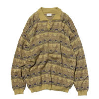 Fiume / Ethnic Patterned Pullover