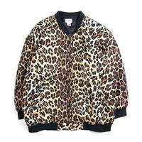 CLIO II Leopard Silk Jacket