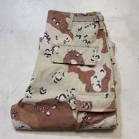 US ARMY Desert Camo BDU チョコチップカモ Small-Regular