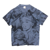'97 Marilyn Monroe / All Over Printed SS T-shirts
