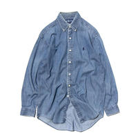 Ralph Lauren / BD Denim Shirts