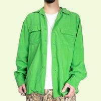 EQUIPMENT / Open Neck Silk Shirts