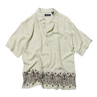 Puritan / Paisley Pattern Rayon Shirts