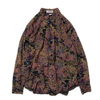 Goouch / Botanical Patterned Rayon Shirts