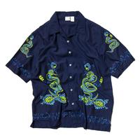 Utility / Cotton Rayon Shirts 蛇