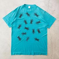 80's Cockroach S/S T-shirts ゴキブリ オールドスケート
