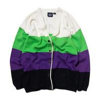 Dockers / Fat Stripe Cotton Cardigan
