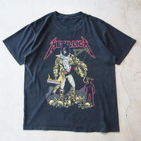 "'92 METALLICA ""The Unforgiven"" S/S T-shirts メタリカ パスヘッド"