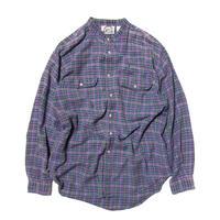 Concept Clothing Company / Collarless Check Shirts
