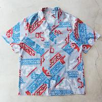 NOS Hawaiian S/S Shirts アメリカ製 デッドストック