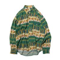 Dubbin & Hollinshead / Euro Vintage LS Rayon Shirts
