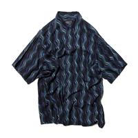 Marc Edwards / Black Base Rayon Shirts