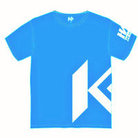 KO vol.3 Tシャツ(BLUE)