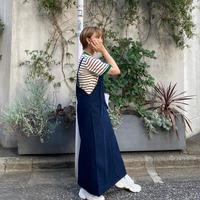 デニムジャンパースカート【212-6003】