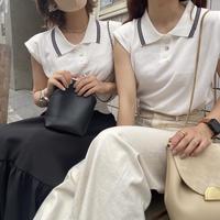 ノースリーブポロシャツ【211-2018】