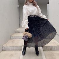 しゅわしゅわロングスカート【191-4071】