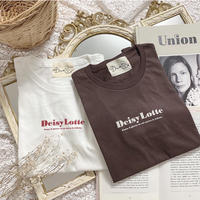DeisylotteロゴTシャツ【201-2004】