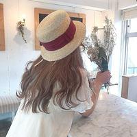 フリルガーリーカンカン帽【191-9019】