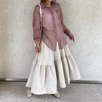 ベリーシアーシャツ【201-1078】