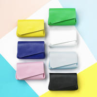 4 Slots Coin Purse -Solid