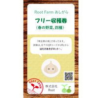 フリー収穫(春のお野菜四種):2019年5月中下旬
