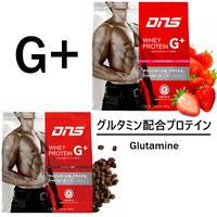 DNS G+ プロテイン ジープラス 1kg/ストロベリー/チョコレート/ グルタミン
