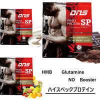 DNS SP プロテイン スーパープレミアム 1kg/チョコレート/ヨーグルト/フルーツミックス/ HMB グルタミン
