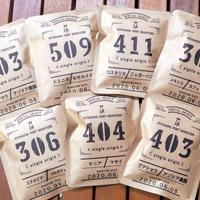 北浜ポートの一週間『定番コーヒー豆20gの7種類セット』