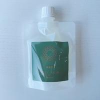 お試しサイズ 100mL BE-WASH  W発酵 セラム ボリュームアップタイプ(普通肌用)