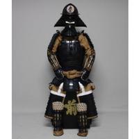 【O-042】黒糸威腰取二枚胴具足(くろいとおどしこしとりにまいどうぐそく)