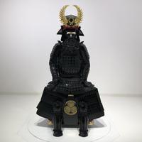 【Y-028】徳川家康大黒頭巾