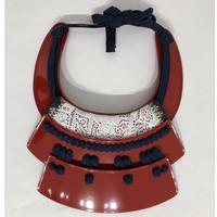 喉輪 2 (濃紺糸)