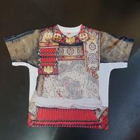 武将Tシャツ     島津大鎧   (子供サイズ)  130cm