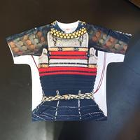 武将Tシャツ    上杉謙信     XL
