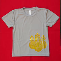 子供家紋Tシャツ    豊臣秀吉      (120cm)