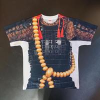 武将Tシャツ       本多忠勝        XL