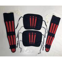 【O-078】 籠手・脛当セット(布製)