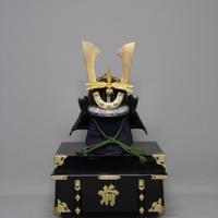 【O-019-k】古代蓬糸威小札二枚胴兜