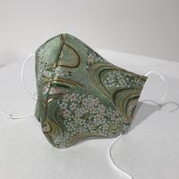 金襴マスク・2 (大人用)adult mask