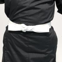小袖用平紐 (ホワイト)